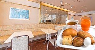 Breakfast venue